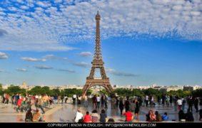 The most important tourist places in Paris