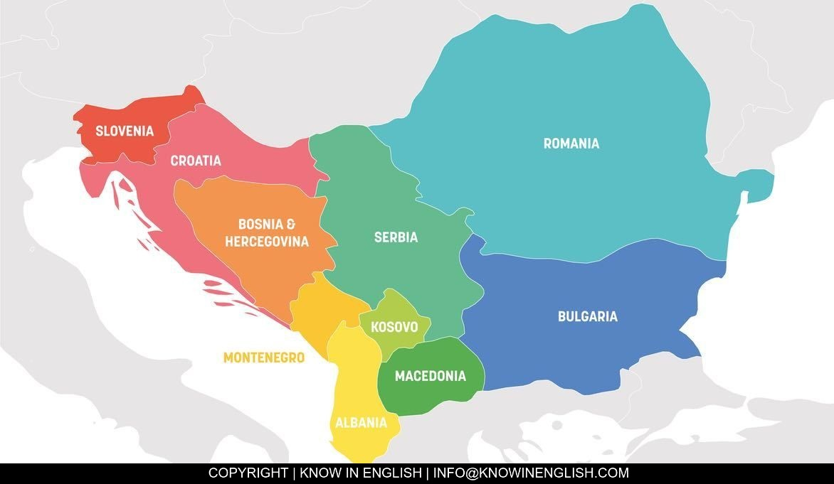 You are currently viewing What are the Balkans countries?