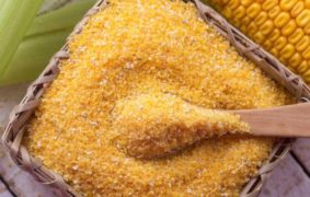 What is cornmeal?